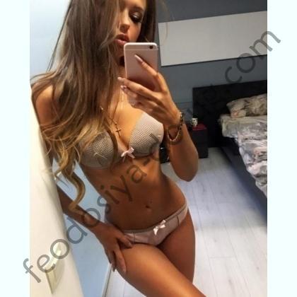 Проститутка Виктория 89780397522 - Феодосия